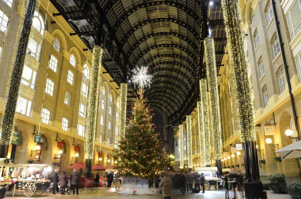 Illuminating Christmas Lights